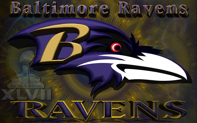 Baltimore Ravens 2013 Super Bowl Wallpaper 640x400