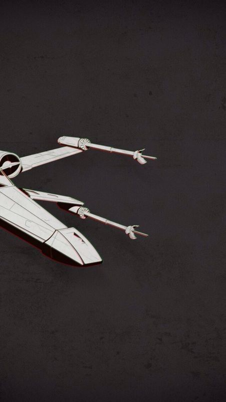 Free Download Star Wars X Wing Fighter Iphone 5 Wallpaper