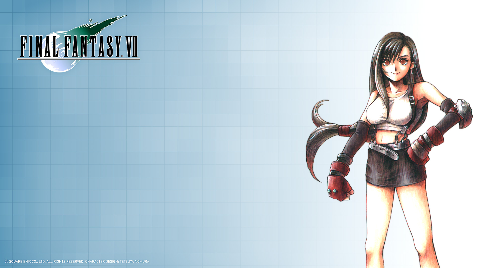 1920 1080 in Final Fantasy VII Remake Announced for PlayStation 4 1920x1080