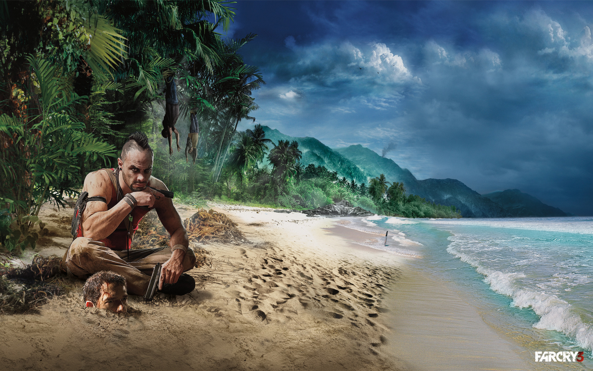wallpapers of Far Cry 3 You are downloading Far Cry 3 wallpaper 3 1920x1200