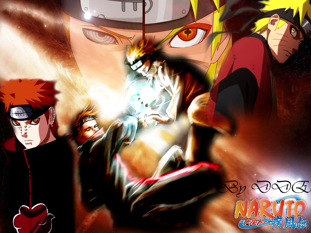 Image Result For Download Video Naruto Vs Pain