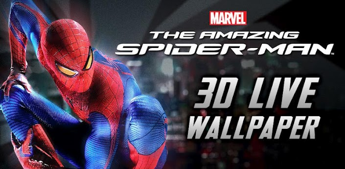 Spiderman Live Wallpaper Hd: Spider Man Live Wallpaper