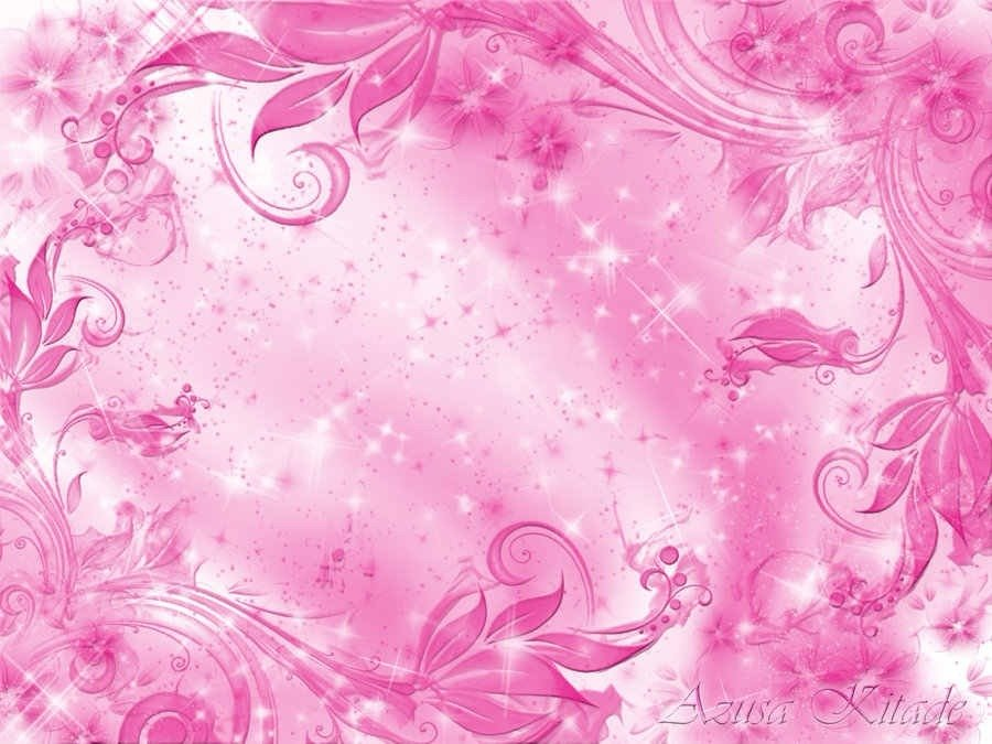 light pink floral background - photo #34