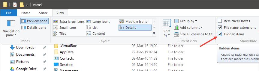 save spotlight wallpapers win10 select hidden files 863x237