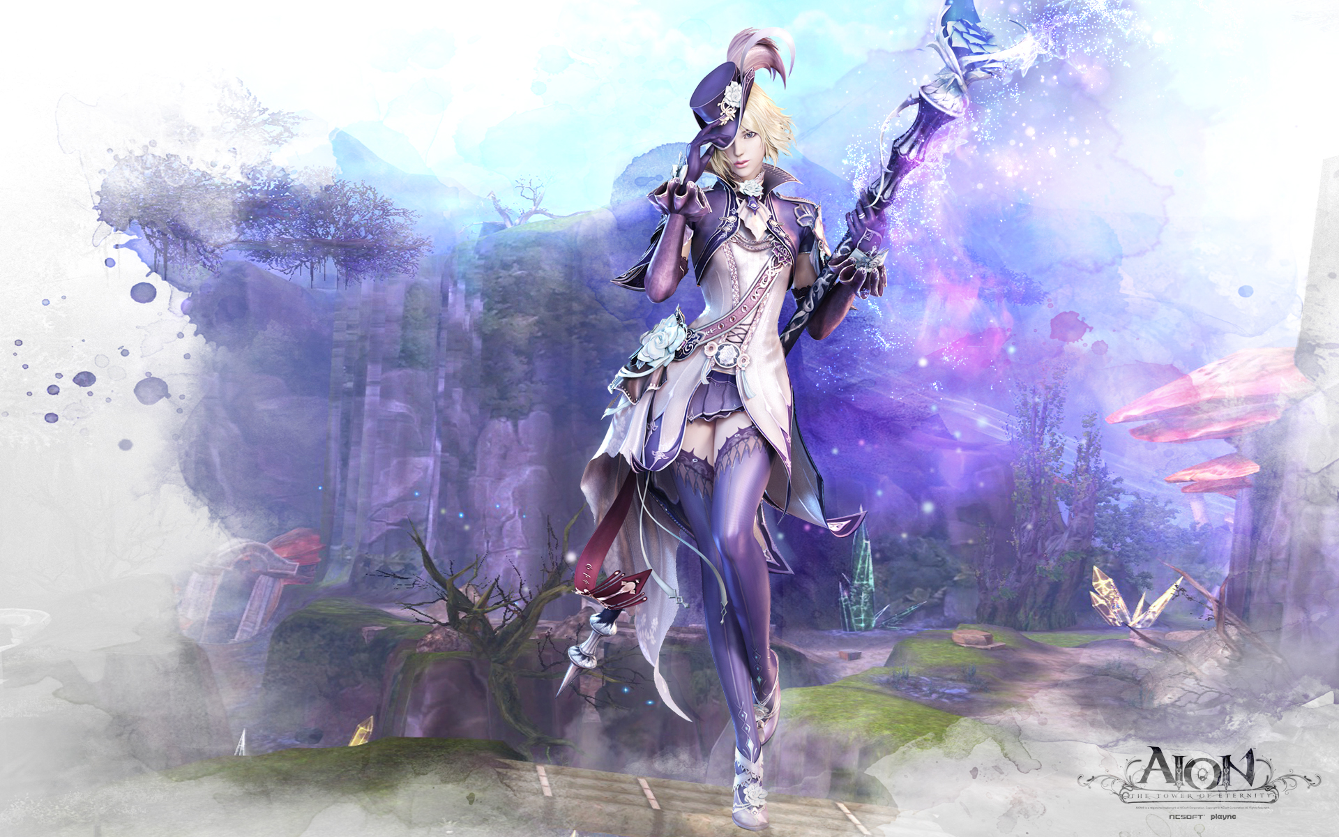 Aion Wallpaper Aion ToEde 1920x1200