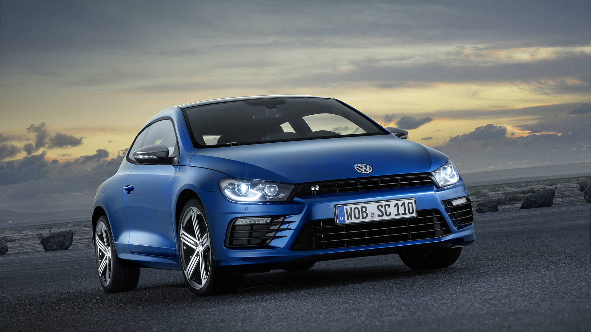 2015 Volkswagen Scirocco R Hd Car Wallpaper   HD 1920x1080