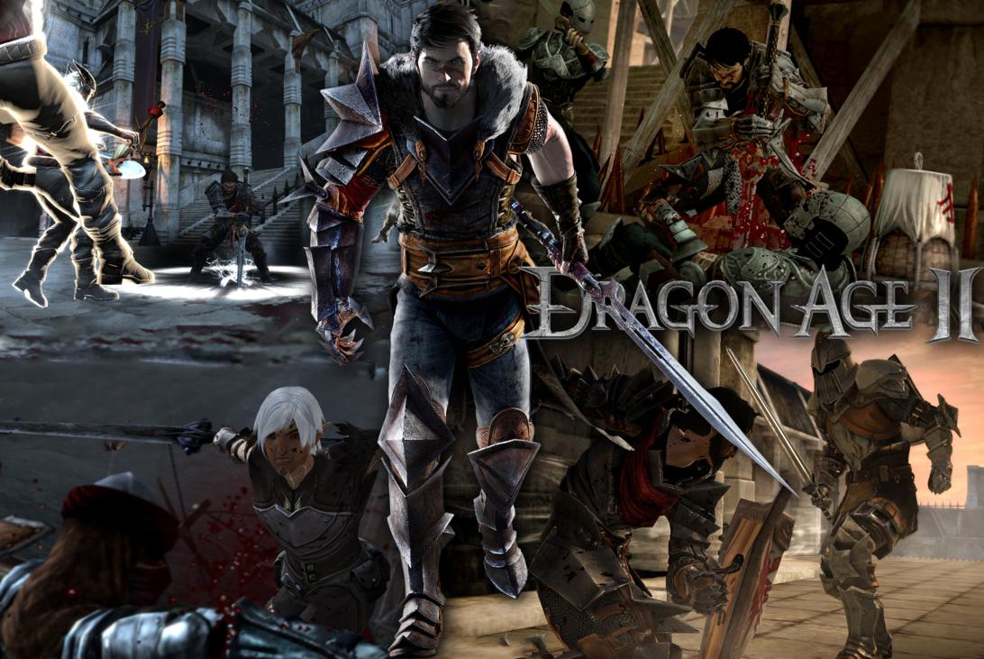 60 Dragon Age 2 Wallpaper On Wallpapersafari