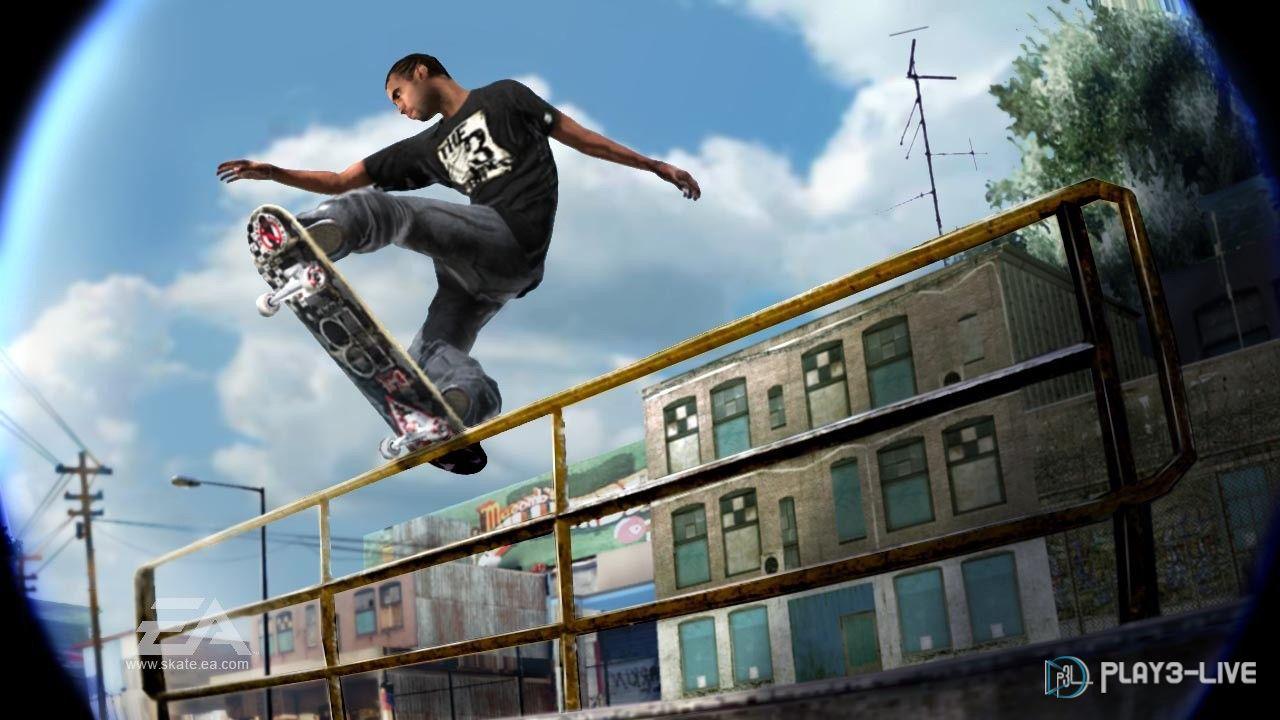 Skate 3 Wallpaper Hd Agrandir le wa