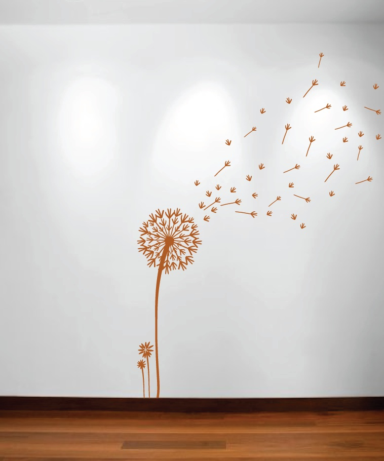 Blowing Dandelion Wallpaper Blowing Dandelion Wall 758x910