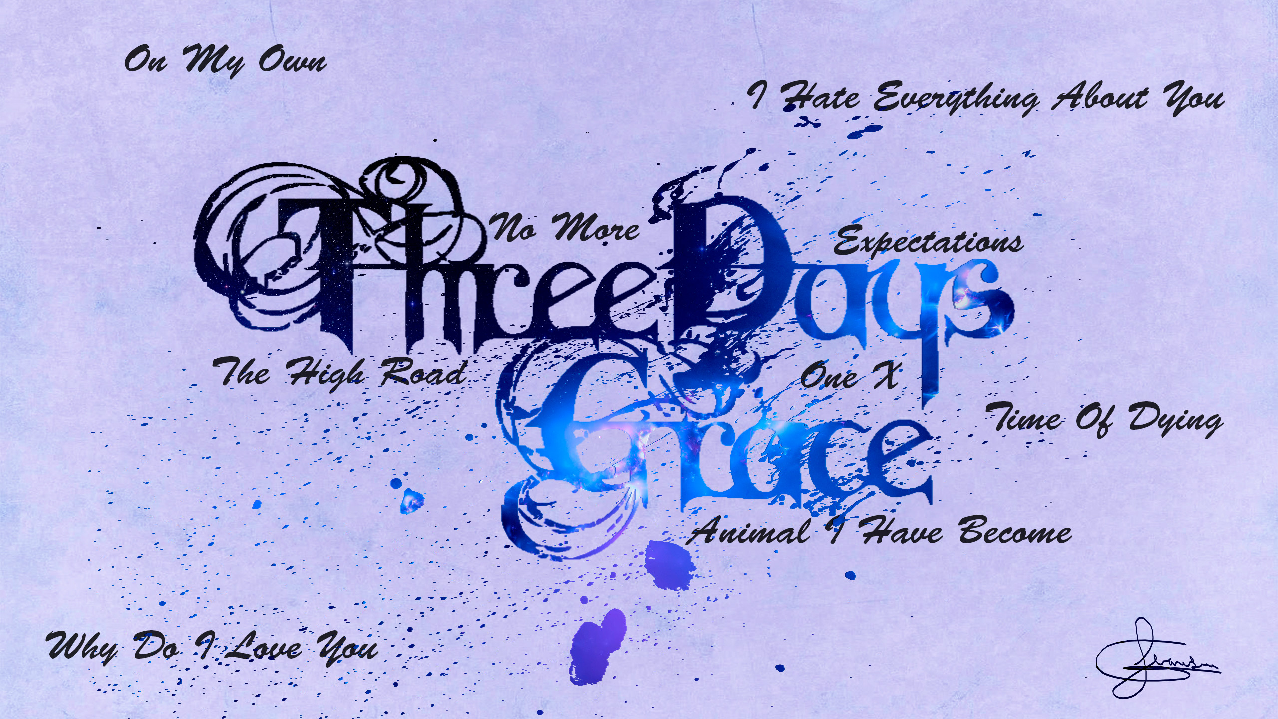 Three Days Grace Wallpapers 64 pictures 2560x1440