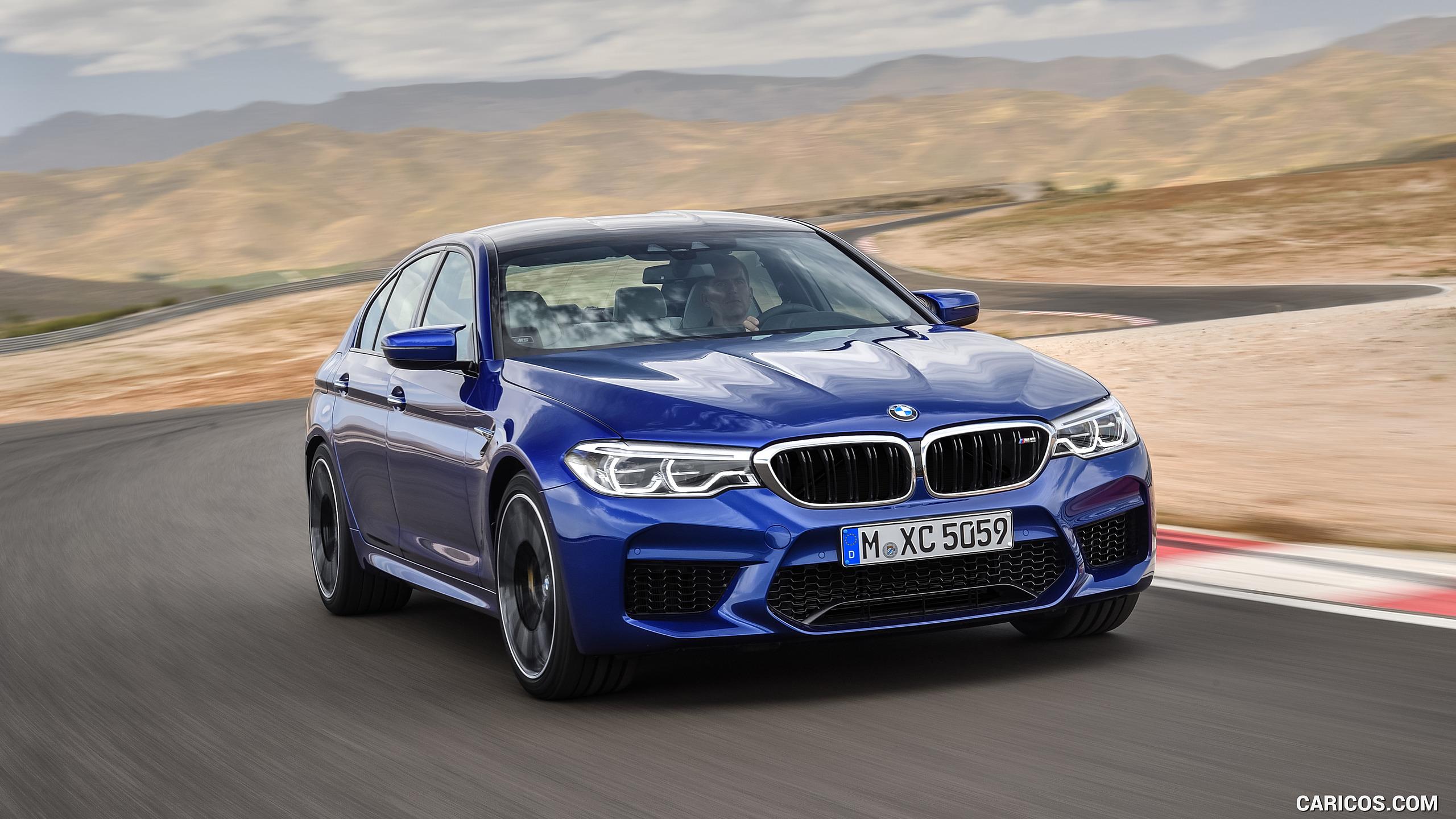 2018 BMW M5 F90   Front HD Wallpaper 10 2560x1440