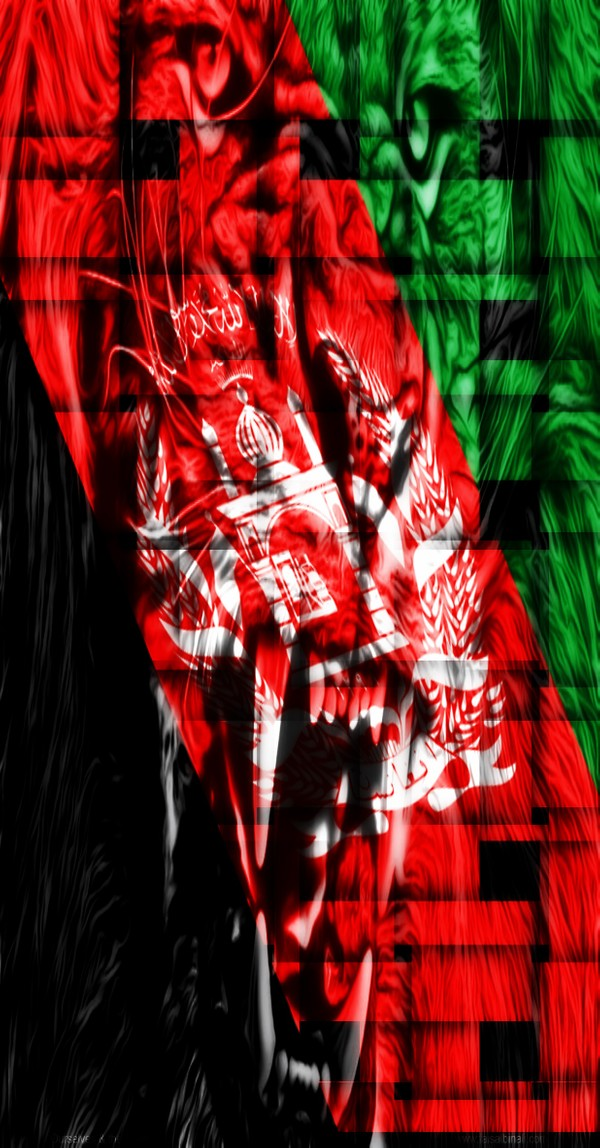 afghanistan flag HD Wallpapers for smartphones   FaisalBinAli 600x1148