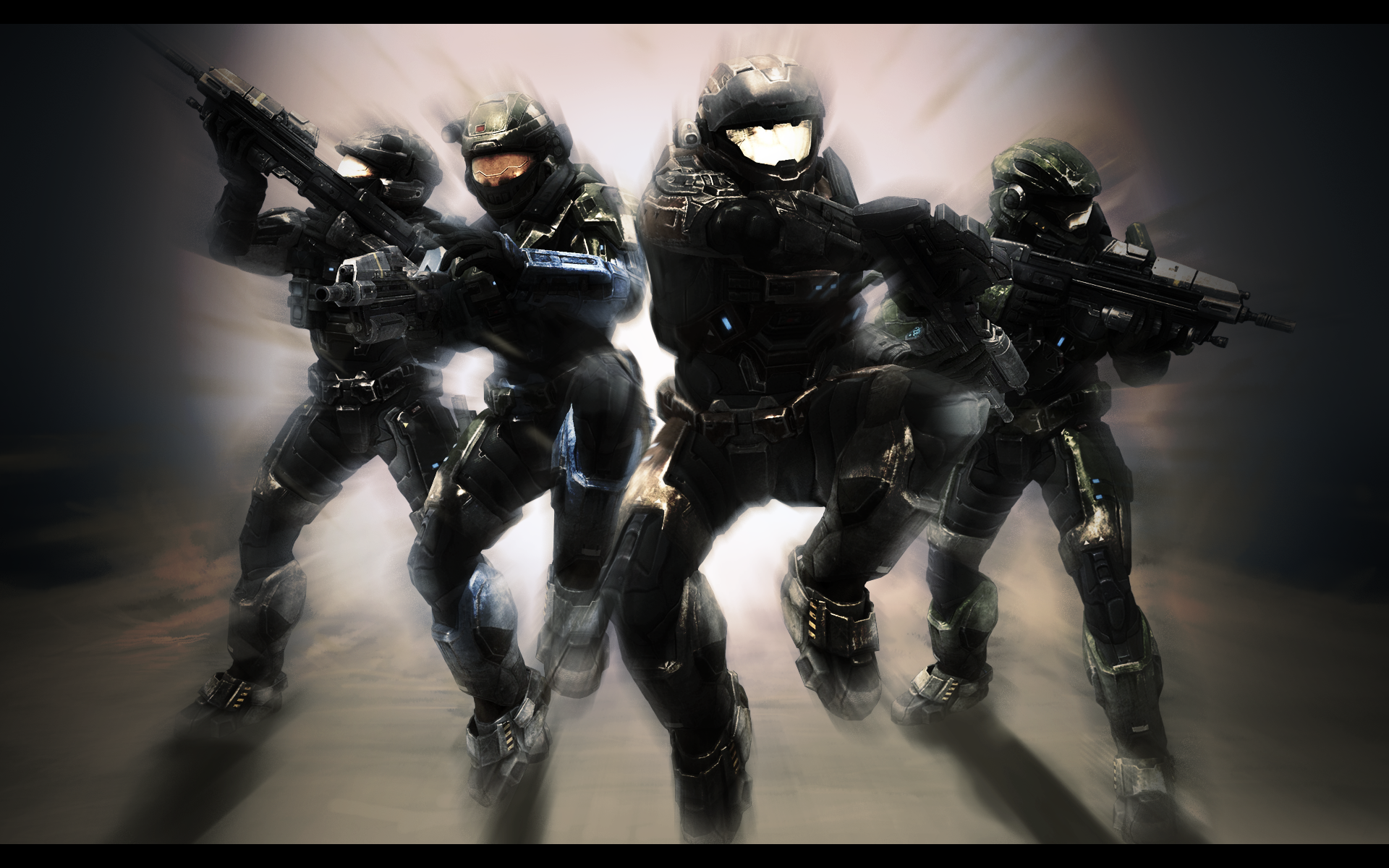Halo Reach Multiplayer Wallpaper 1920x1200
