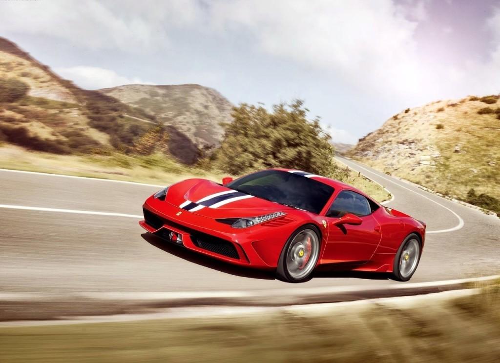 2015 Ferrari 458 Spider Wallpaper Future Cars Models 1024x744