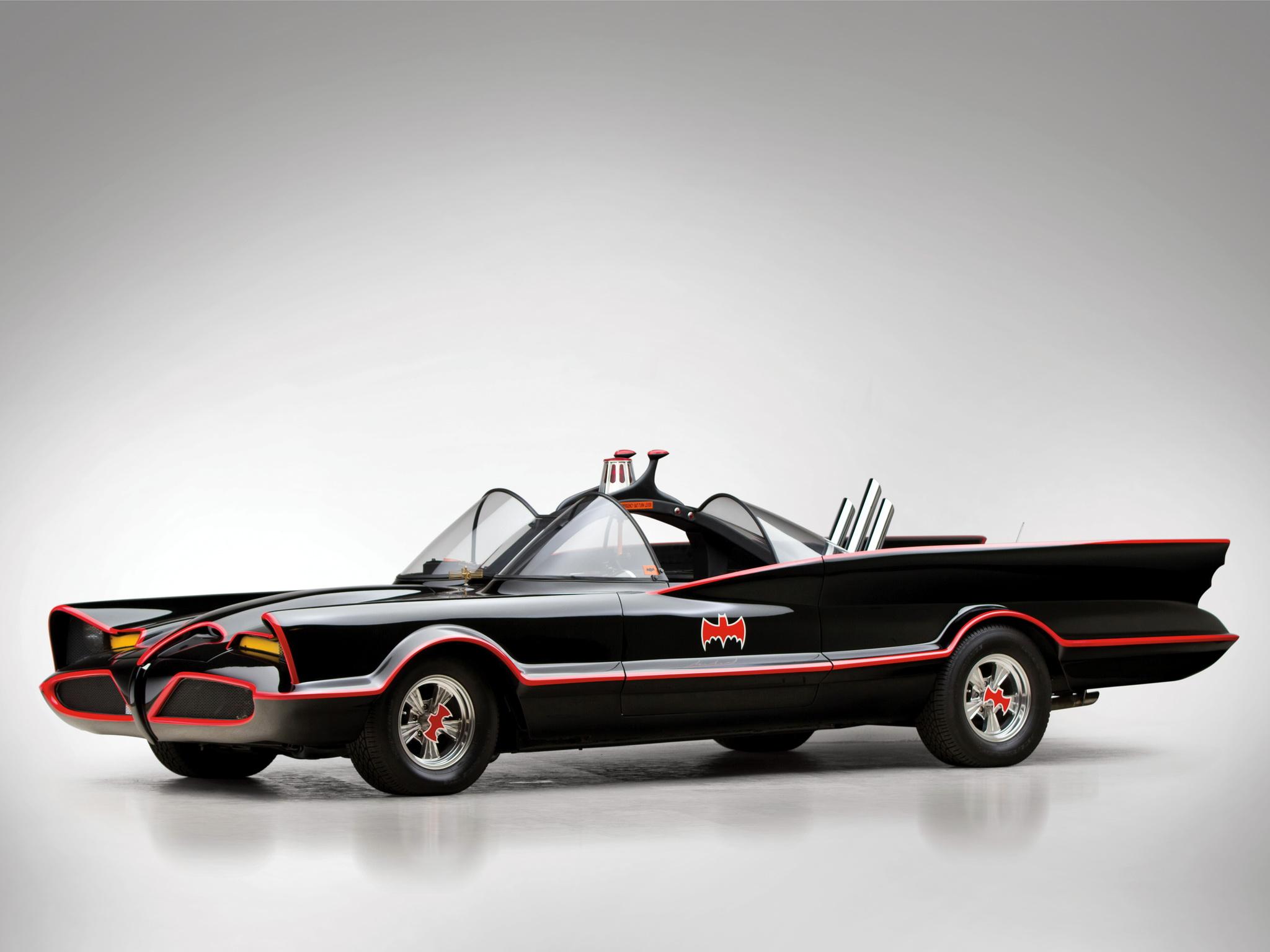 1966 Lincoln Futura Batmobile by Barris Kustom custum superhero batman 2048x1536