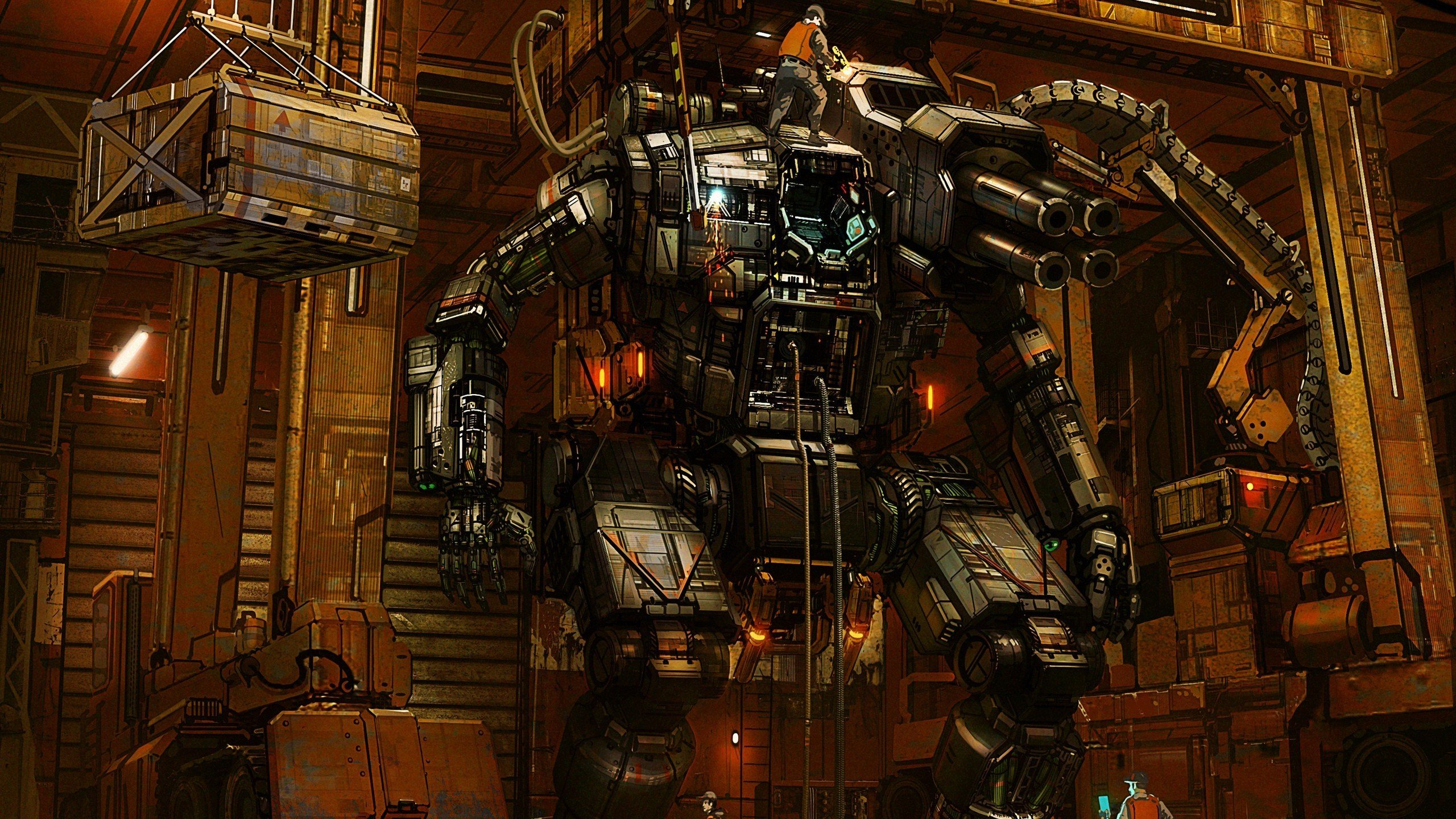 MechWarrior HD Wallpaper 1920x1080 MechWarrior HD Wallpaper 1920x1200 2560x1440