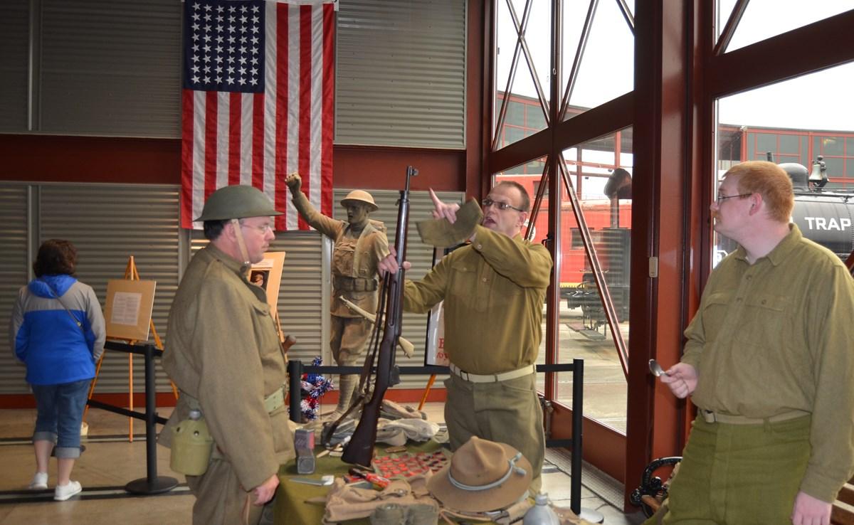 Scrantons World War I Doughboy Statue is Centerpiece for World 1200x738