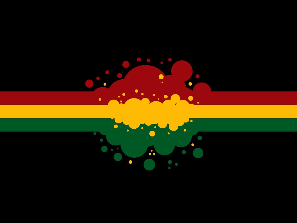 Reggae Colors Rasta 1024x768