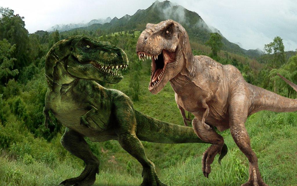 Jurassic World T Rex Wallpaper - WallpaperSafari