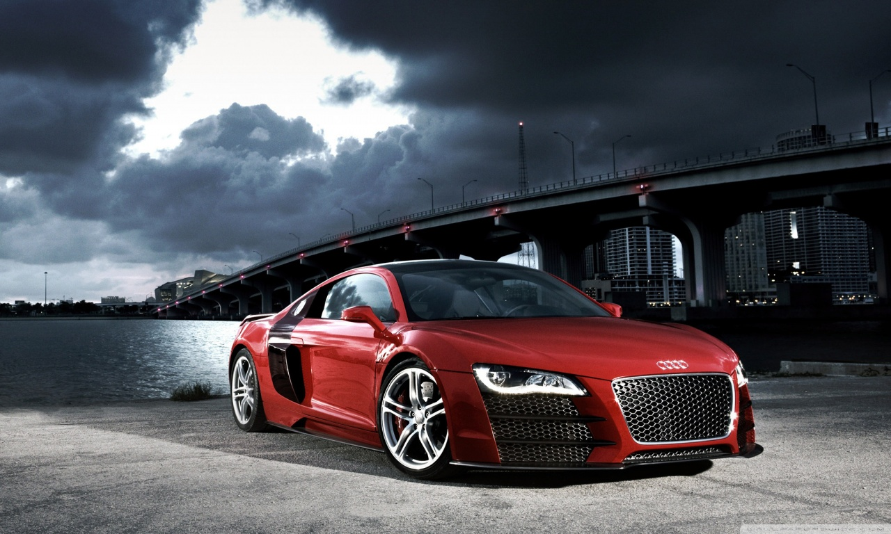 Audi Le Mans Quattro Wallpaper Hd Wallpapers Images 1280x768