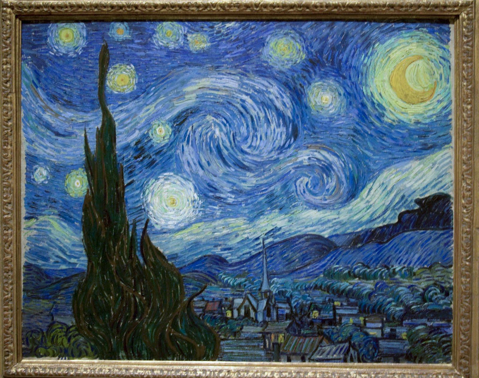 van gogh starry night wallpaper to view the quatrefoil wallpapers 1600x1264