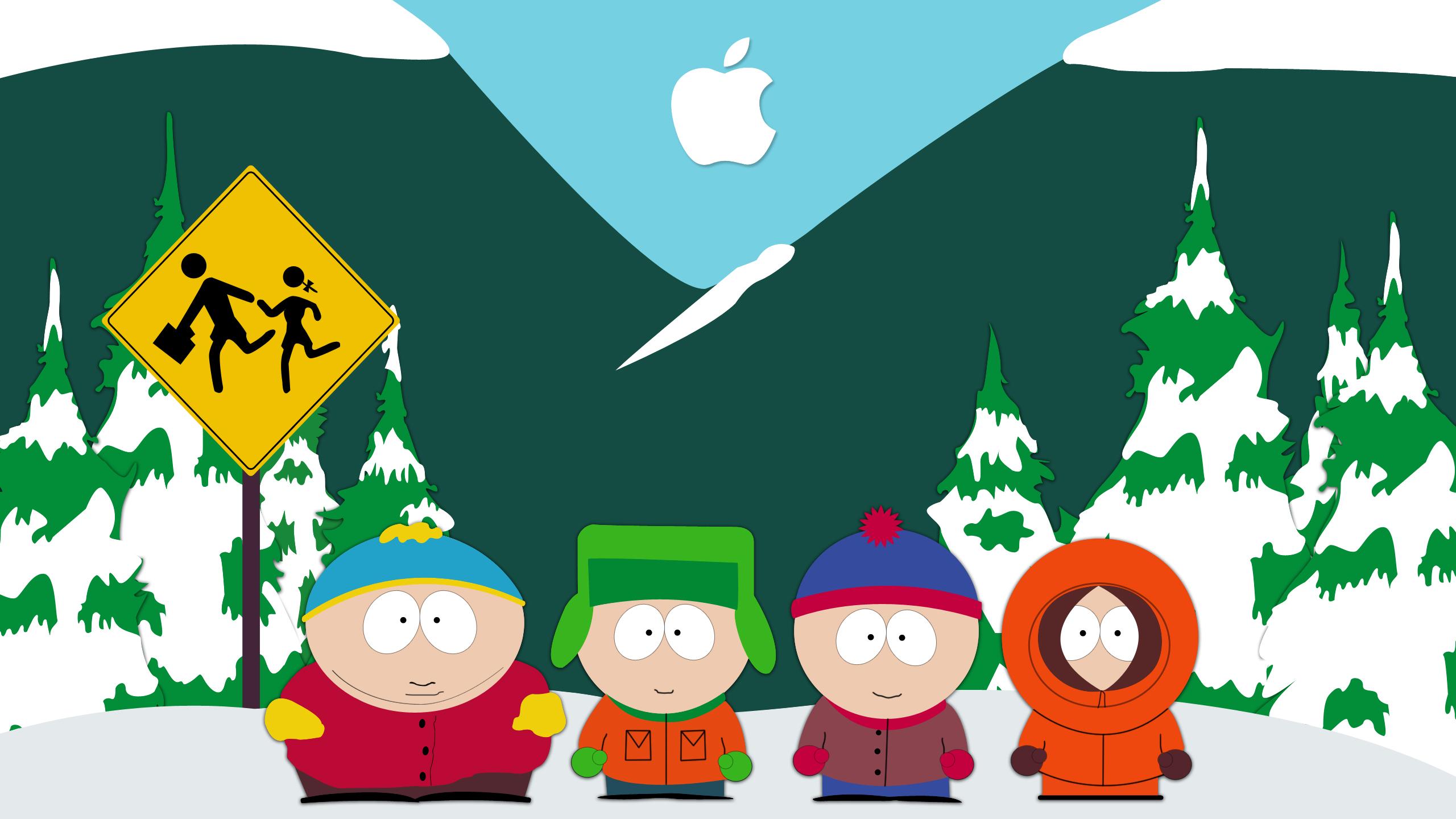 South Park Wallpaper Full Desktop Backgrounds 2560x1440