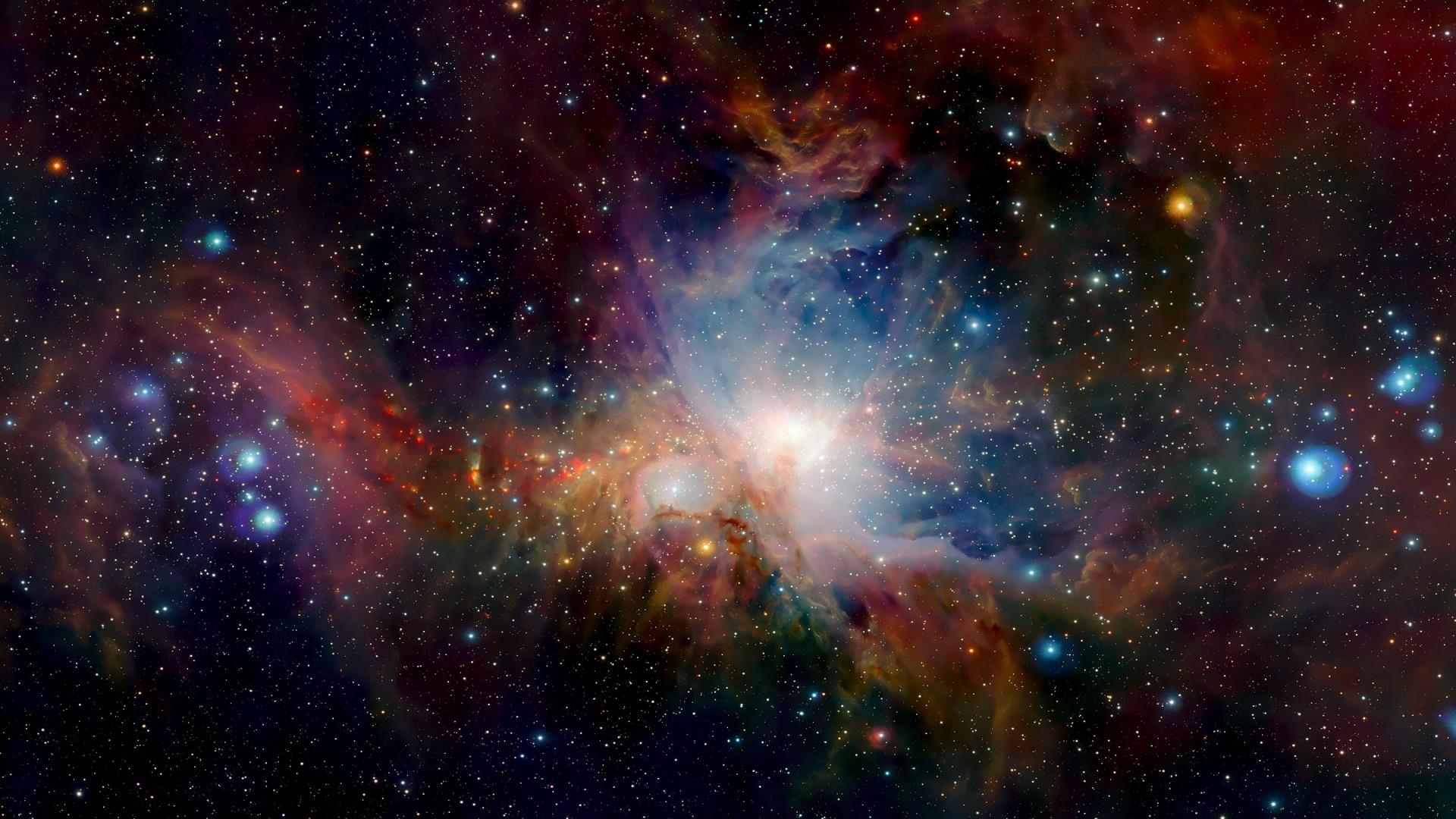 Nebula HD Wallpaper 1920x1080