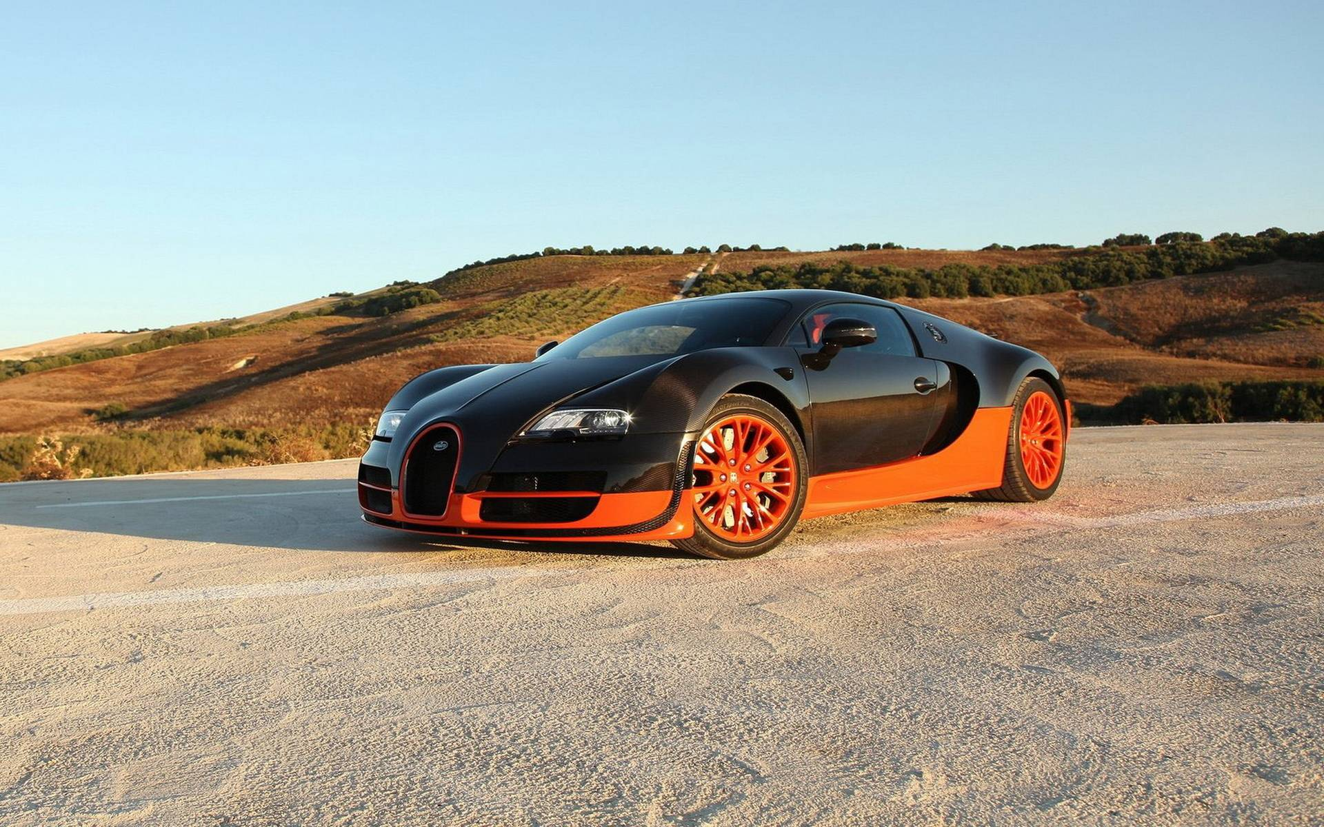 Bugatti Veyron Super Sport Wallpapers 1920x1200