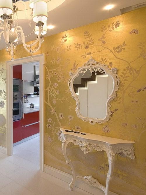 hall by Yrmural Hand Painted Wallpaper CoLtd International 500x667