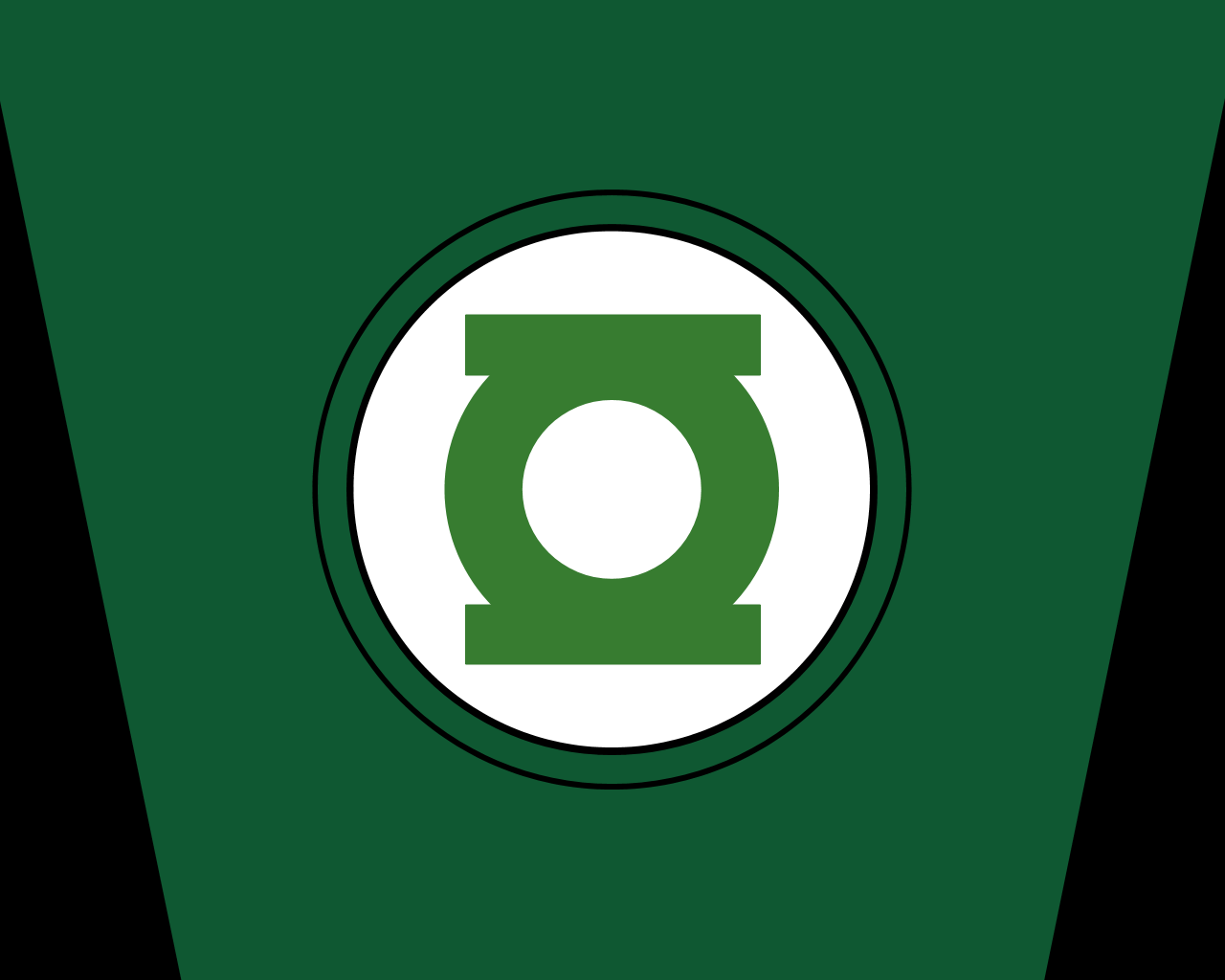 Green Lantern Logo Wallpapers 1280x1024