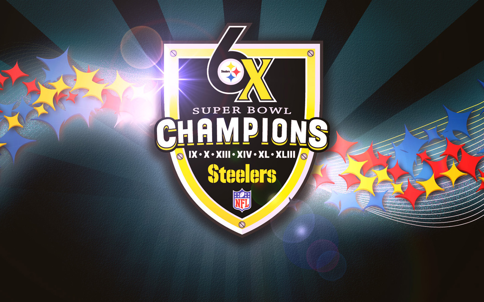 Steelers Computer Backgrounds 1600x1000