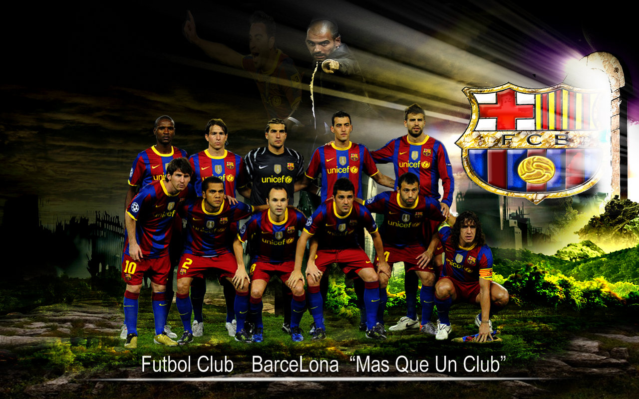 FC Barcelona HD Wallpapers   Wallpapers 1280x800