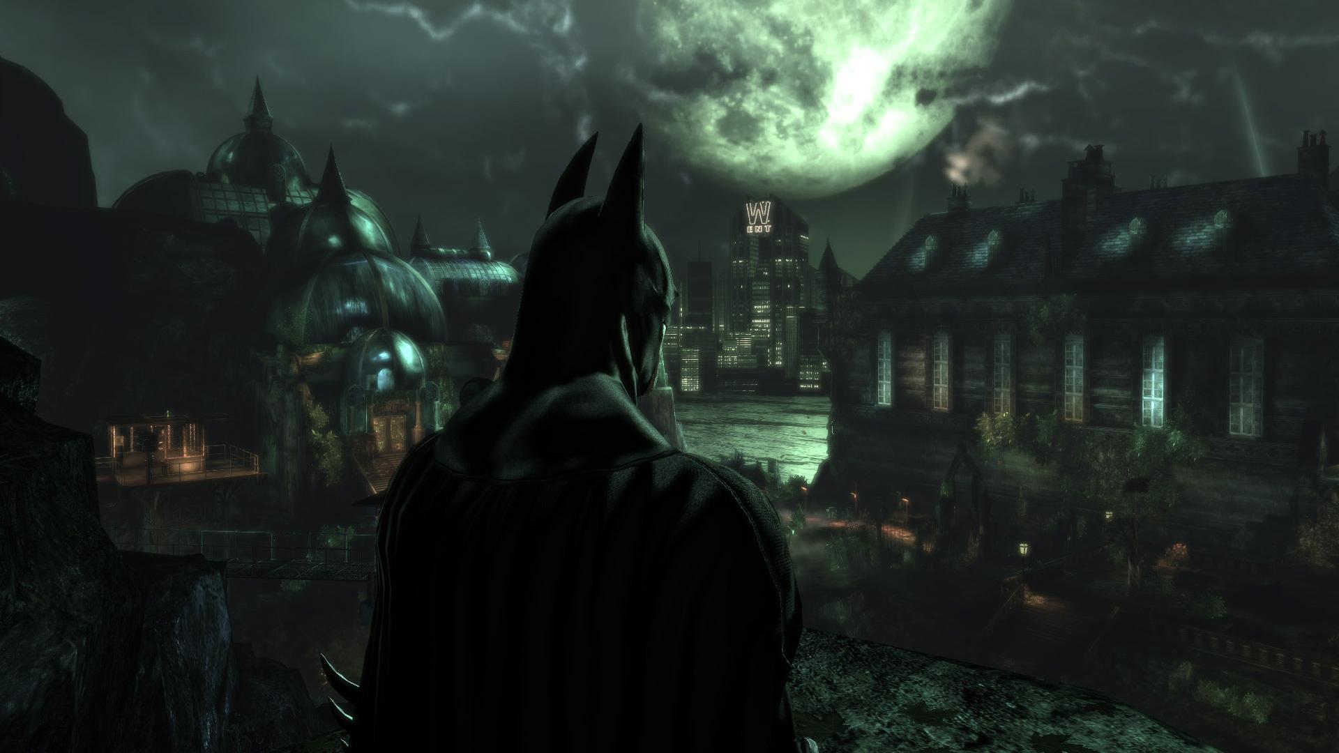 Image for Batman Arkham Asylum 19201080 Gameplay 1920x1080