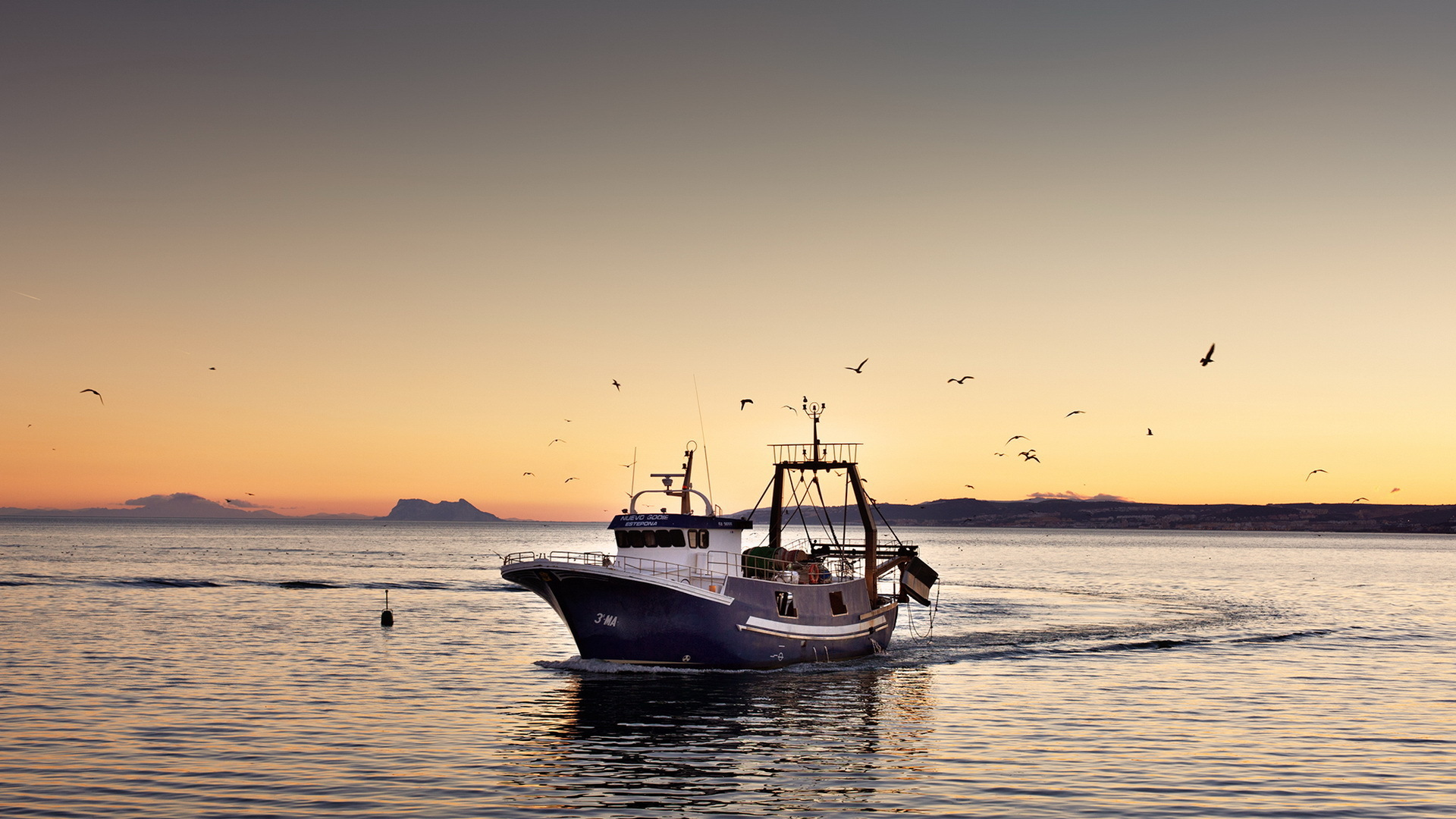 Fishing Boat Wallpaper 41865 1920x1080 px HDWallSourcecom 1920x1080