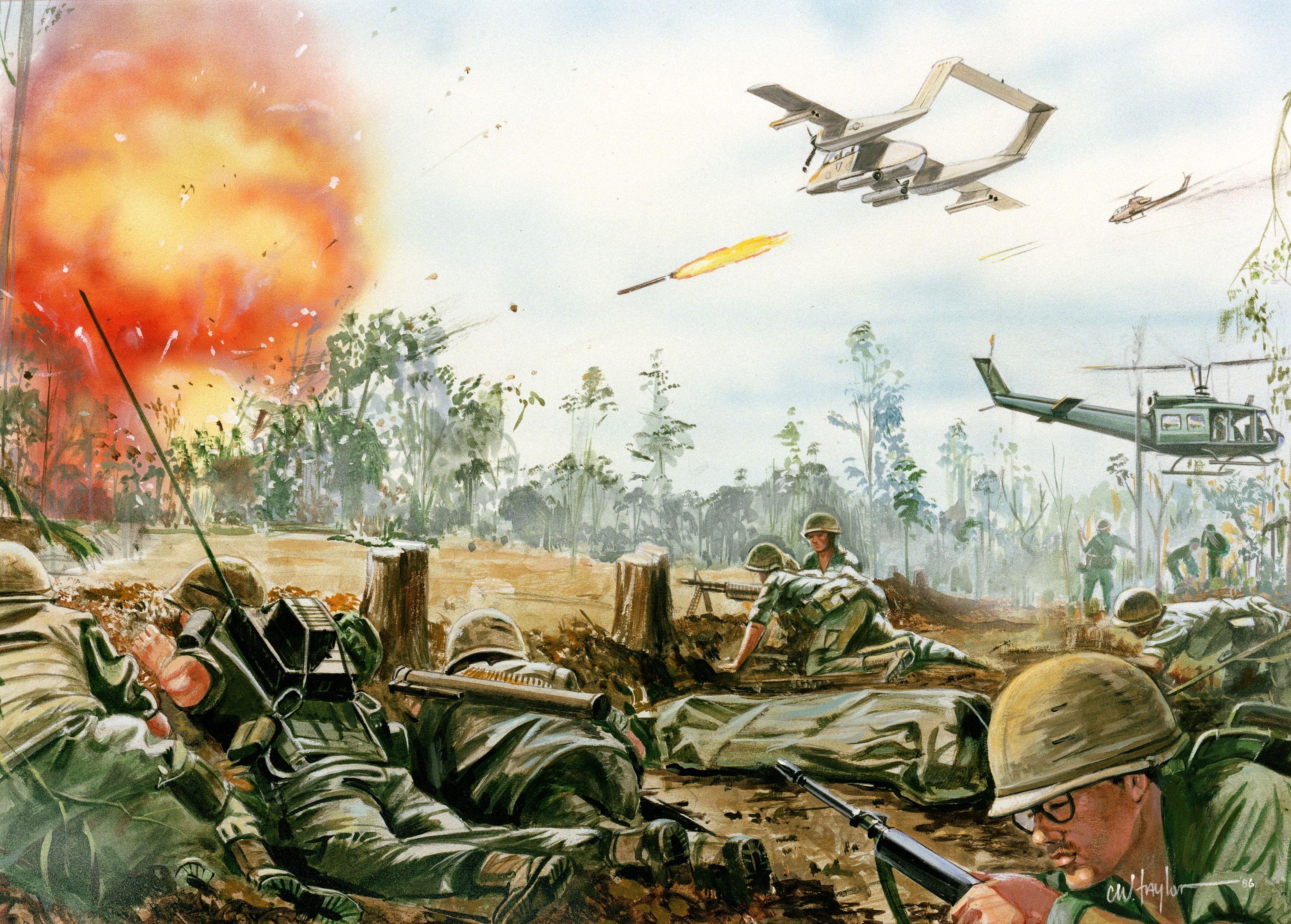 Military   Battle Wallpaper cool Vietnam war Vietnam War 3138x2247