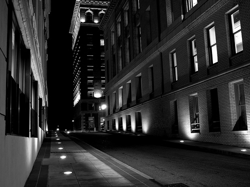 Film Noir at West Court Street Version 1   a photo on Flickriver 500x375