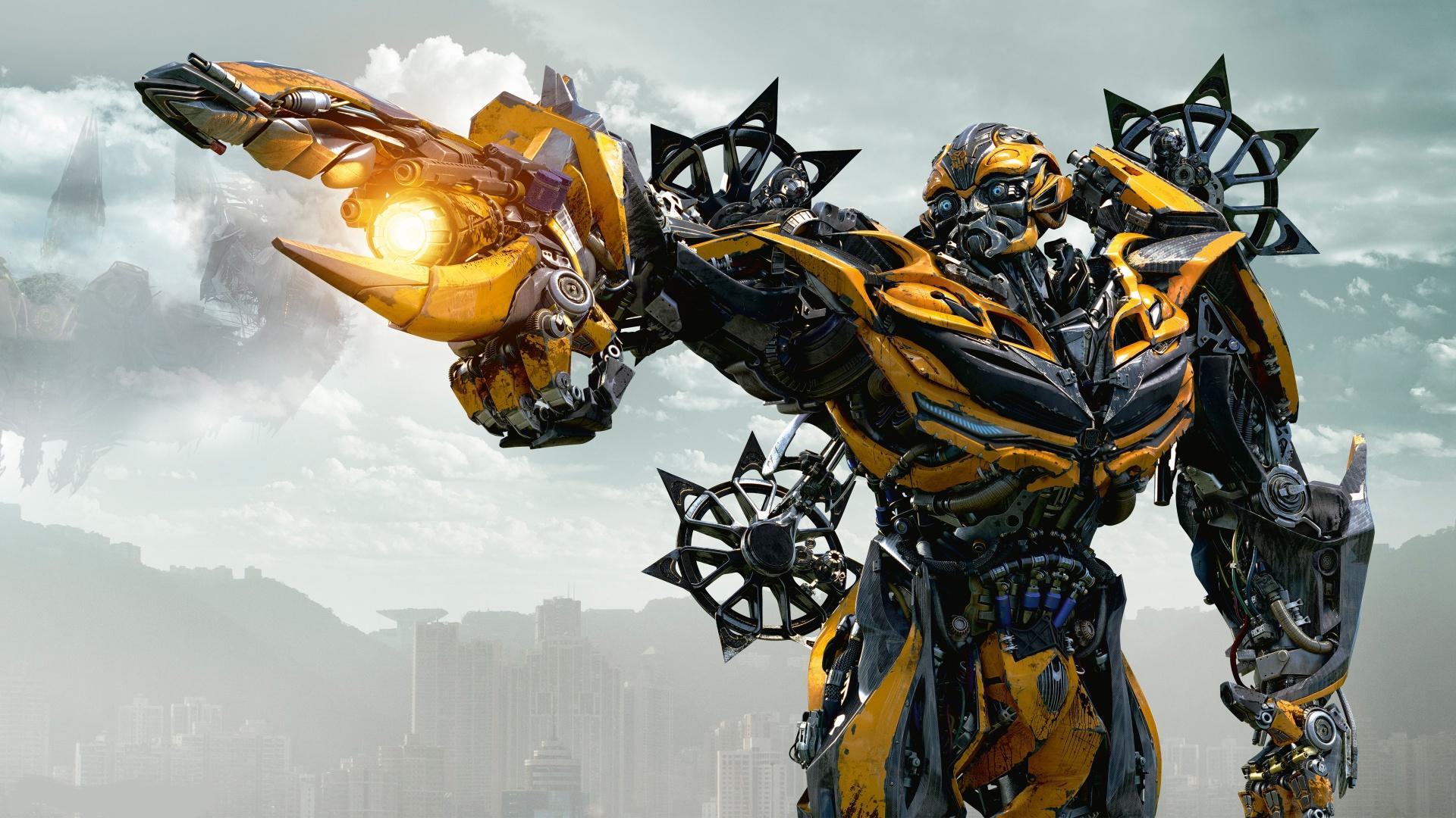 Bumblebee 3d Autobots Transformers Hd Wallpaper 1920x1080