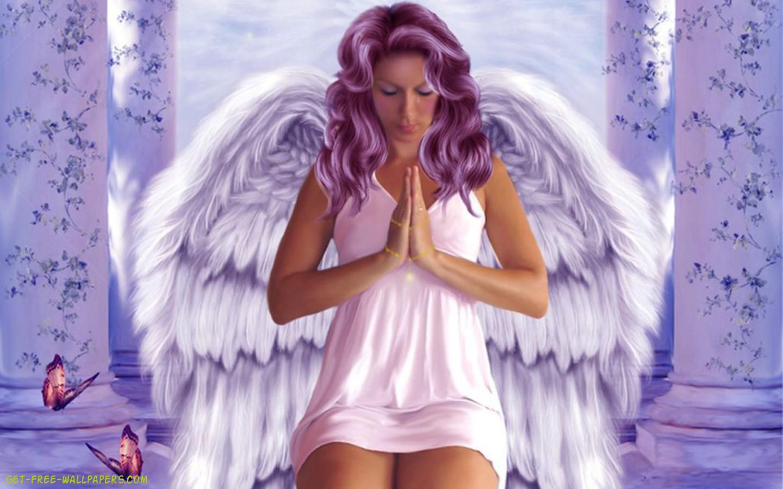 Download Angel Wallpaper 1440x900