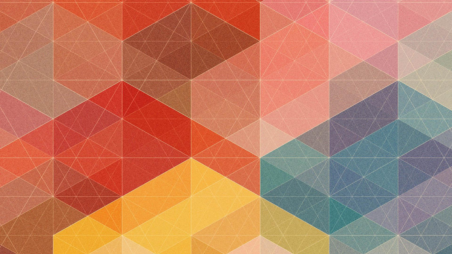 43 Geometric Abstract Wallpaper On Wallpapersafari