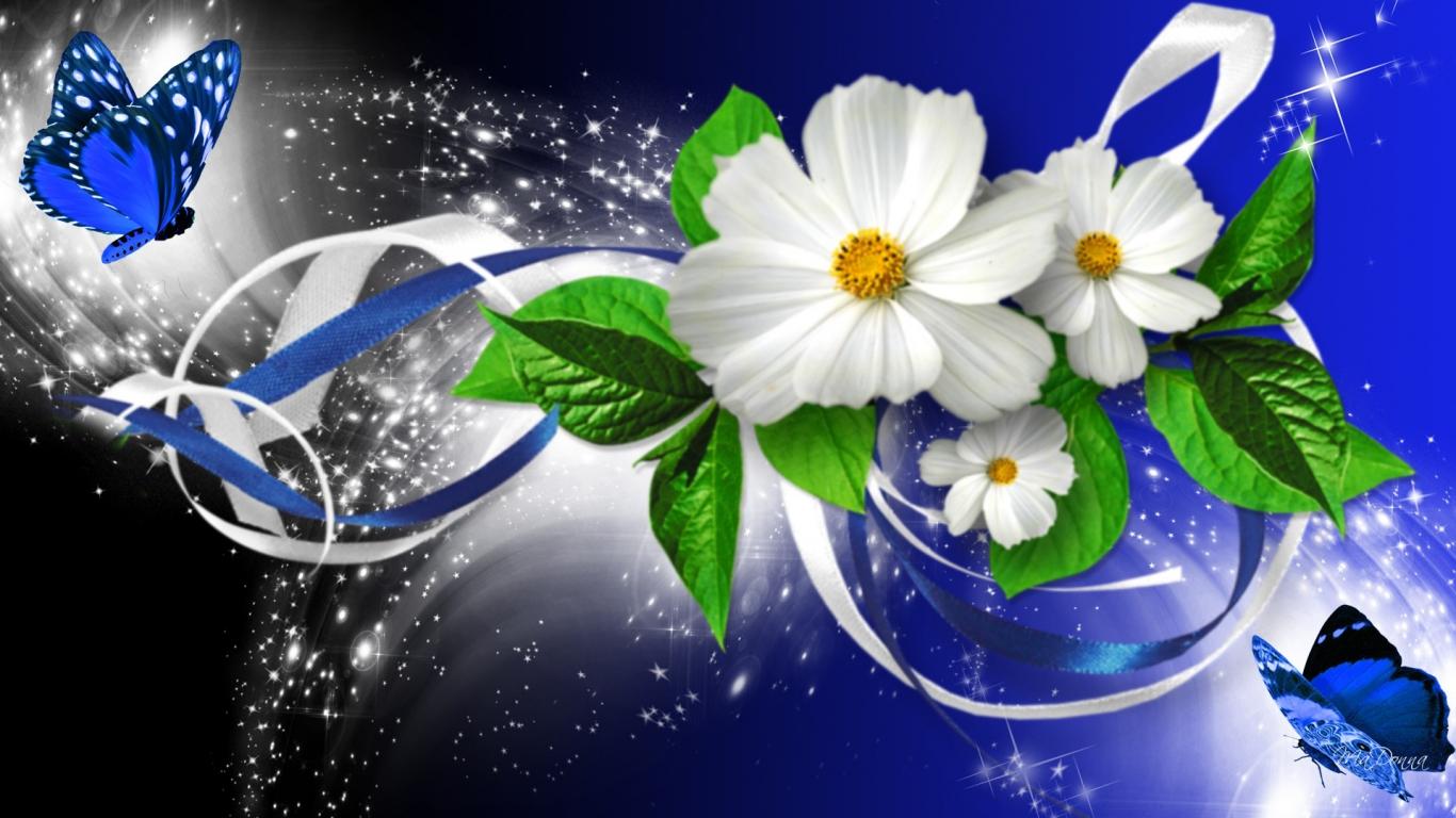 Spring rotating wallpaper wallpapersafari - Nature flower hd wallpaper download ...