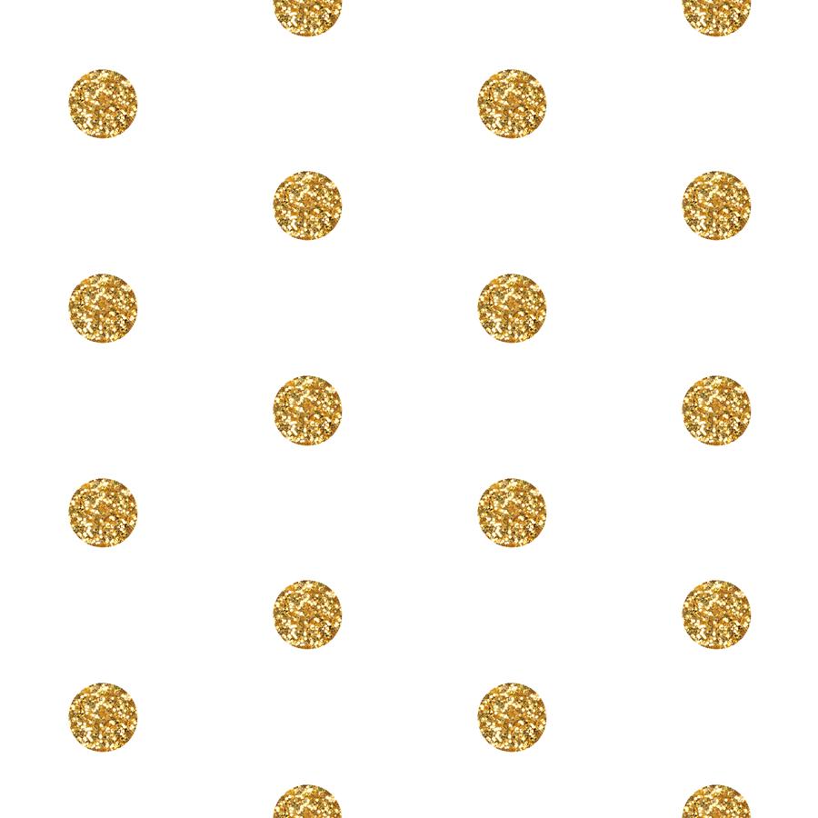 Gold Polka Dot Desktop Background images 900x900