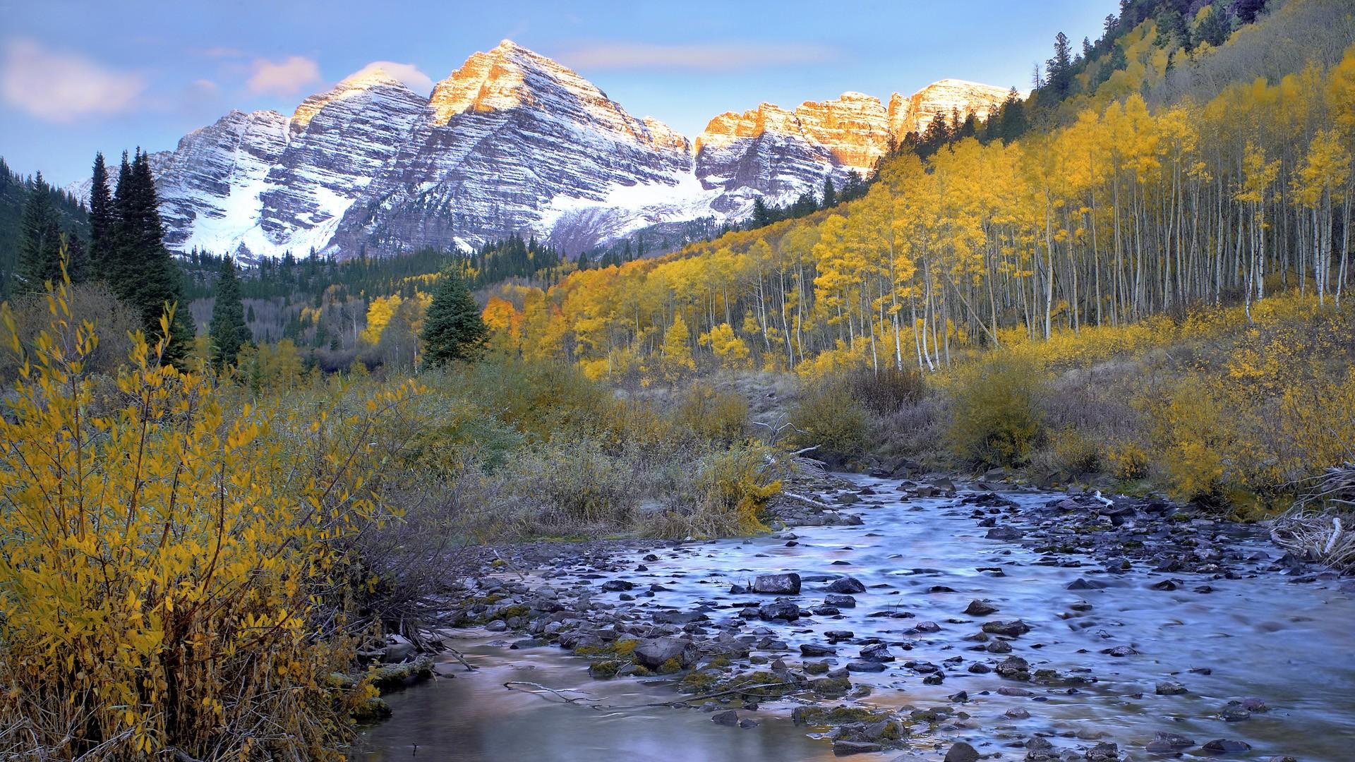 Autumn Colorado Wallpaper 1920x1080 Autumn Colorado Bells 1920x1080