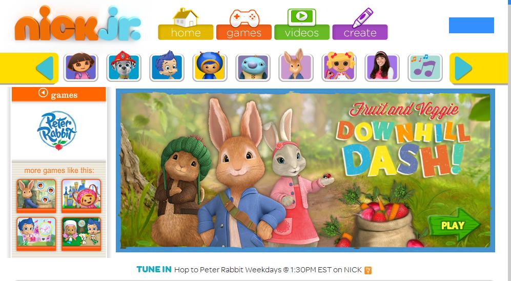 Nickjr Com Videos And Games For Kids