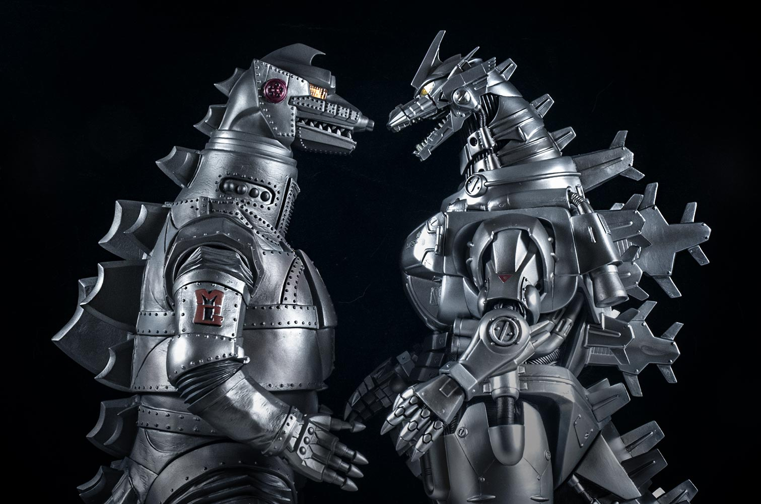 REVIEW X Plus Toho 30cm Series Mechagodzilla 1974 Diamond Reissue 1511x1000