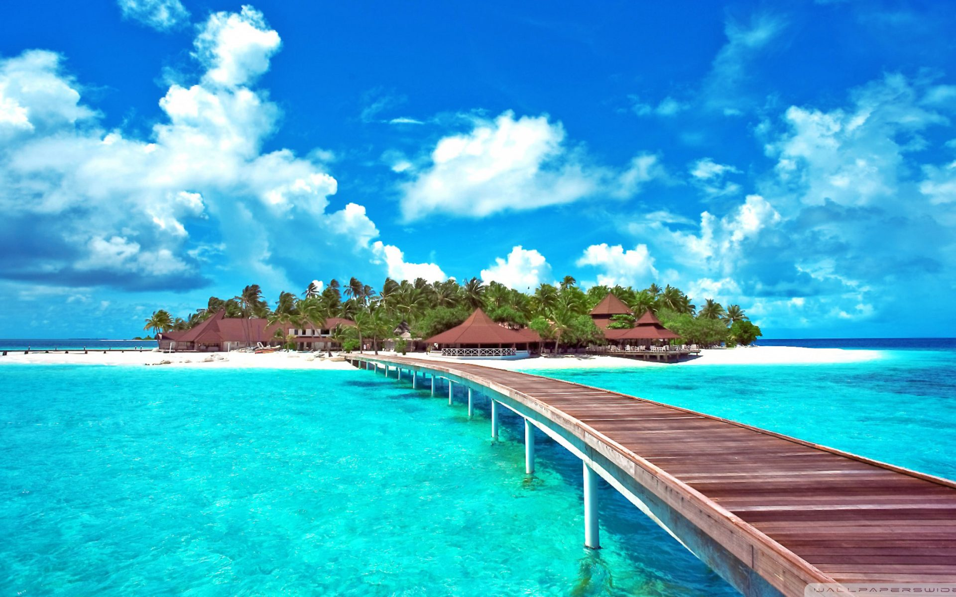 San Andres Is A Colombian Coral Island In The Caribbean 1920x1200