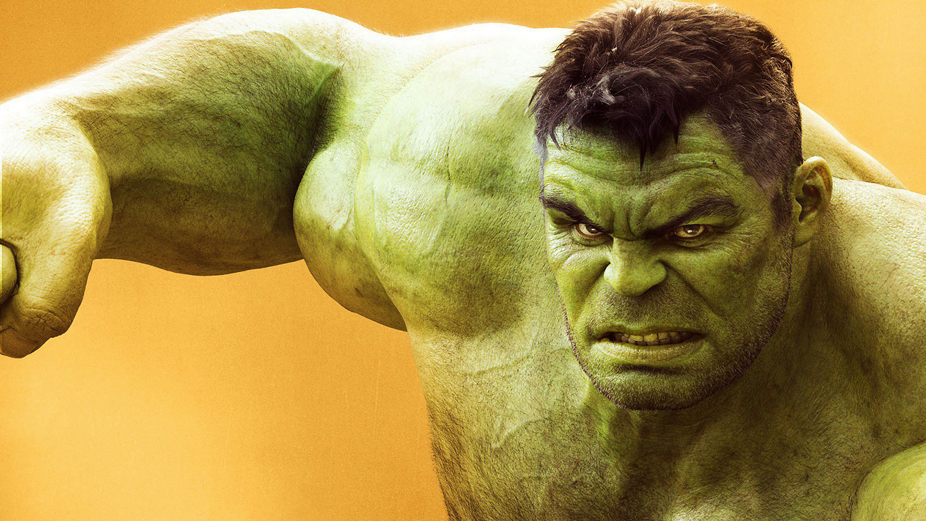 Hulk in Avengers Infinity War 4K Wallpapers HD Wallpapers 3840x2160