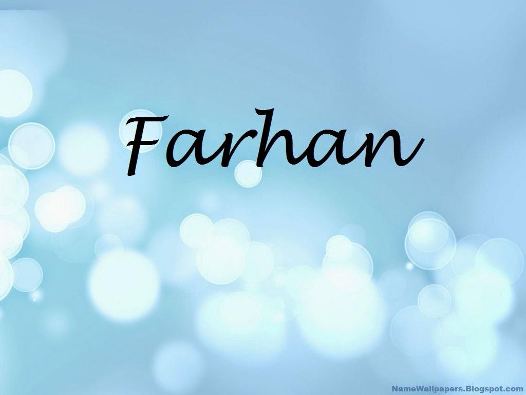 Farhan Name Wallpapers Farhan Name Wallpaper Urdu Name