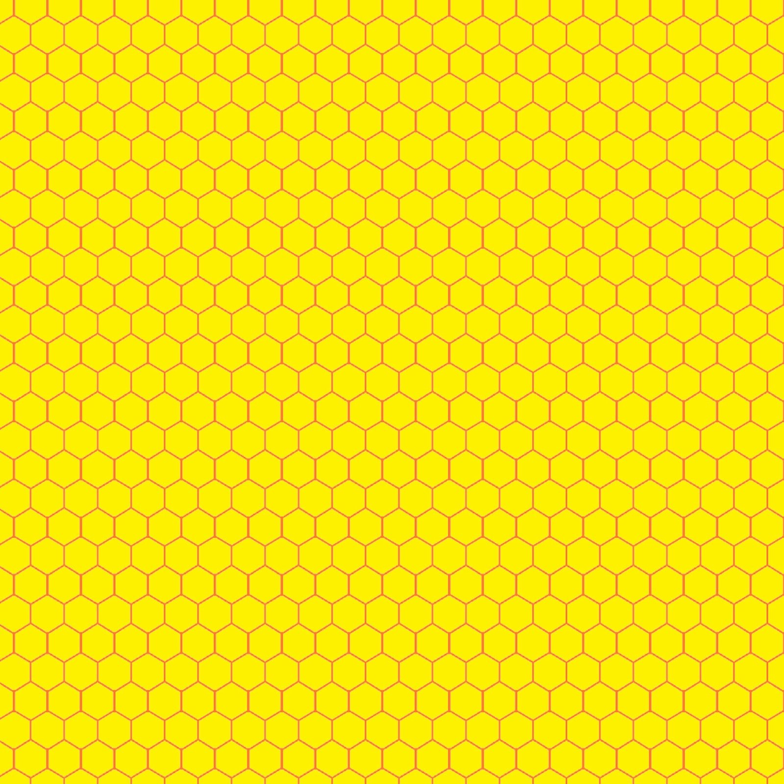 Solid Neon Yellow Background