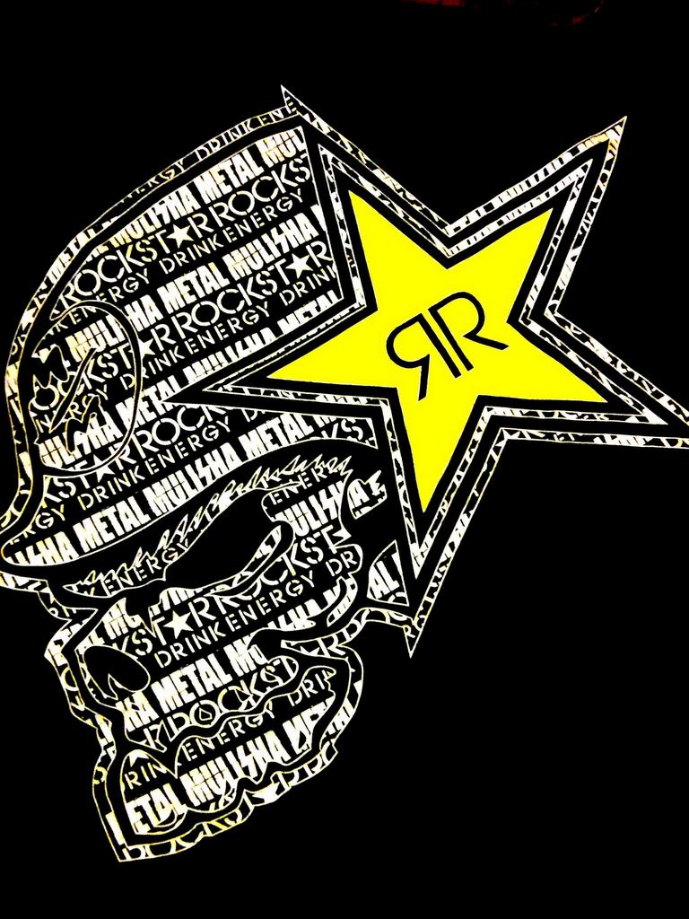 Energy Drinks Monster Energy Drinks Rockstar Energy 768x1024