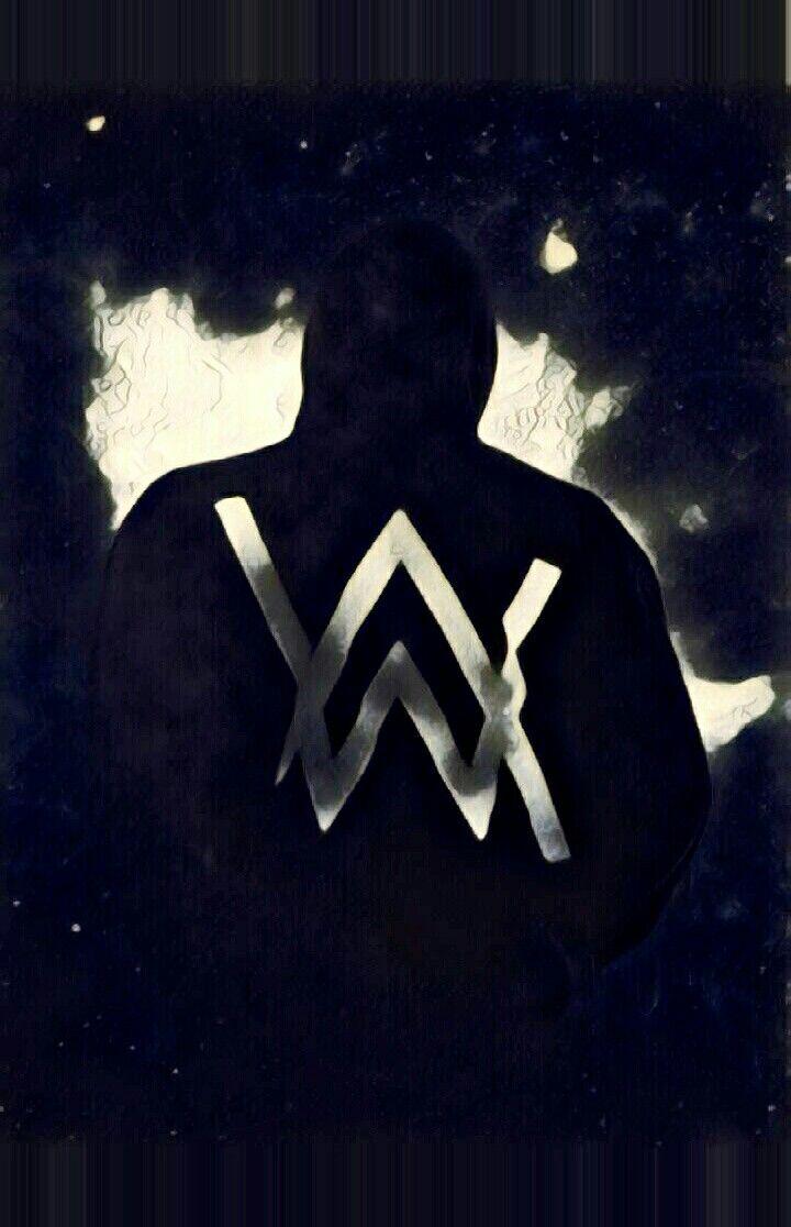 87+] Alan Walker Logo Wallpapers on WallpaperSafari